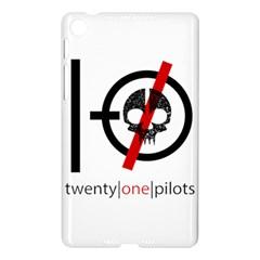 Twenty One Pilots Skull Nexus 7 (2013)