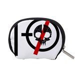 Twenty One Pilots Skull Accessory Pouches (Small)  Back