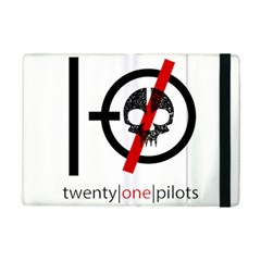 Twenty One Pilots Skull Ipad Mini 2 Flip Cases