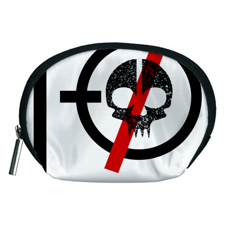Twenty One Pilots Skull Accessory Pouches (Medium)