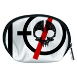 Twenty One Pilots Skull Accessory Pouches (Medium)  Back