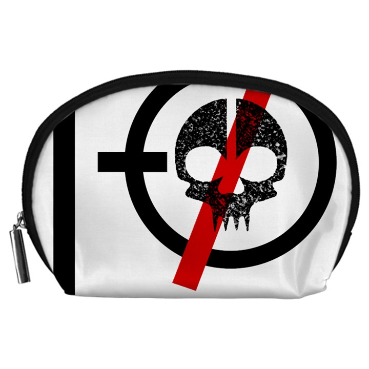 Twenty One Pilots Skull Accessory Pouches (Large)