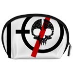 Twenty One Pilots Skull Accessory Pouches (Large)  Back