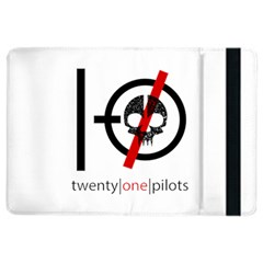 Twenty One Pilots Skull iPad Air 2 Flip