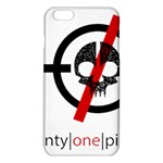 Twenty One Pilots Skull iPhone 6 Plus/6S Plus TPU Case Front