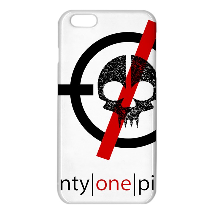 Twenty One Pilots Skull iPhone 6 Plus/6S Plus TPU Case