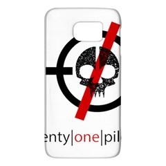 Twenty One Pilots Skull Galaxy S6
