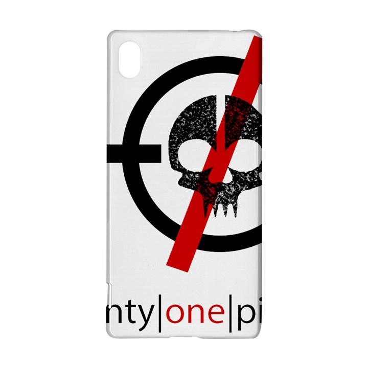 Twenty One Pilots Skull Sony Xperia Z3+