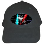 Twenty One Pilots Stay Alive Song Lyrics Quotes Black Cap Front