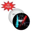 Twenty One Pilots Stay Alive Song Lyrics Quotes 1.75  Buttons (10 pack) Front