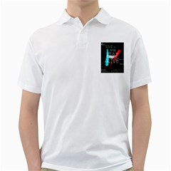 Twenty One Pilots Stay Alive Song Lyrics Quotes Golf Shirts