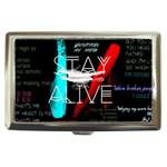 Twenty One Pilots Stay Alive Song Lyrics Quotes Cigarette Money Cases Front