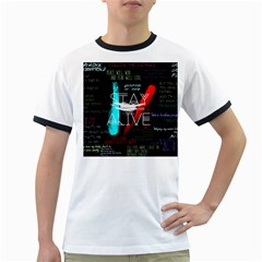 Twenty One Pilots Stay Alive Song Lyrics Quotes Ringer T Shirts
