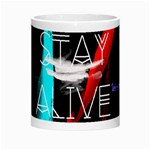Twenty One Pilots Stay Alive Song Lyrics Quotes Morph Mugs Center