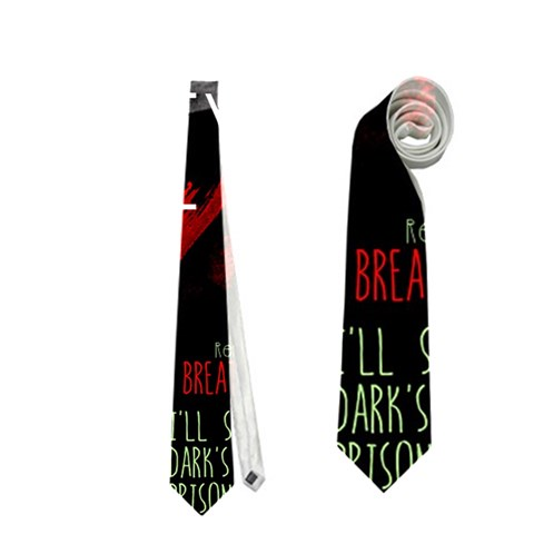 Twenty One Pilots Stay Alive Song Lyrics Quotes Neckties (Two Side)