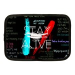 Twenty One Pilots Stay Alive Song Lyrics Quotes Netbook Case (Medium)  Front