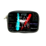 Twenty One Pilots Stay Alive Song Lyrics Quotes Coin Purse Front