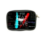 Twenty One Pilots Stay Alive Song Lyrics Quotes Coin Purse Back