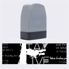 Twenty One Pilots Stay Alive Song Lyrics Quotes Name Stamps