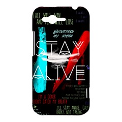 Twenty One Pilots Stay Alive Song Lyrics Quotes HTC Rhyme