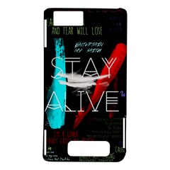 Twenty One Pilots Stay Alive Song Lyrics Quotes Motorola DROID X2
