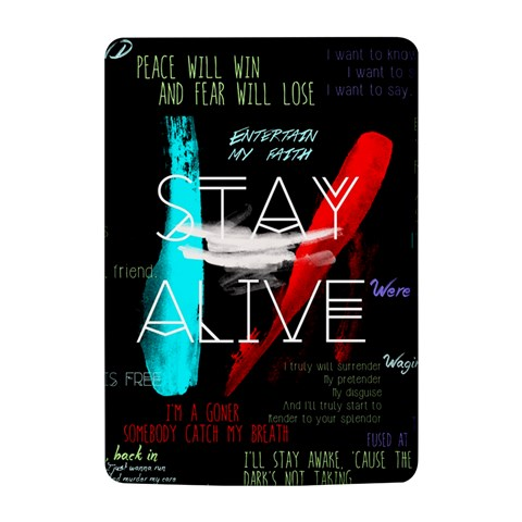 Twenty One Pilots Stay Alive Song Lyrics Quotes Kindle 4