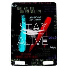 Twenty One Pilots Stay Alive Song Lyrics Quotes Kindle Touch 3G