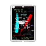 Twenty One Pilots Stay Alive Song Lyrics Quotes iPad Mini 2 Enamel Coated Cases Front