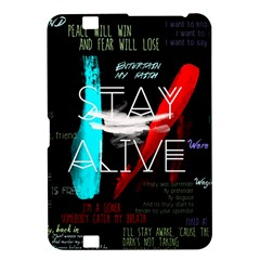 Twenty One Pilots Stay Alive Song Lyrics Quotes Kindle Fire HD 8.9