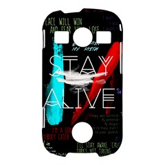 Twenty One Pilots Stay Alive Song Lyrics Quotes Samsung Galaxy S7710 Xcover 2 Hardshell Case