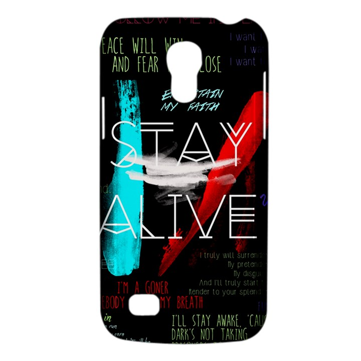 Twenty One Pilots Stay Alive Song Lyrics Quotes Galaxy S4 Mini
