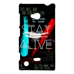 Twenty One Pilots Stay Alive Song Lyrics Quotes Nokia Lumia 720