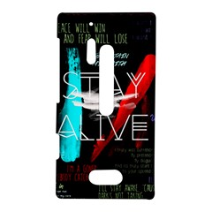 Twenty One Pilots Stay Alive Song Lyrics Quotes Nokia Lumia 928