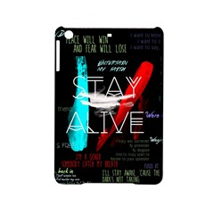 Twenty One Pilots Stay Alive Song Lyrics Quotes Ipad Mini 2 Hardshell Cases