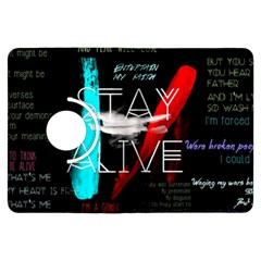 Twenty One Pilots Stay Alive Song Lyrics Quotes Kindle Fire Hdx Flip 360 Case
