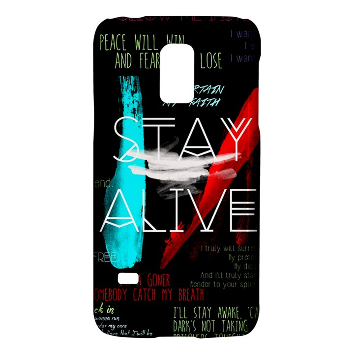 Twenty One Pilots Stay Alive Song Lyrics Quotes Galaxy S5 Mini