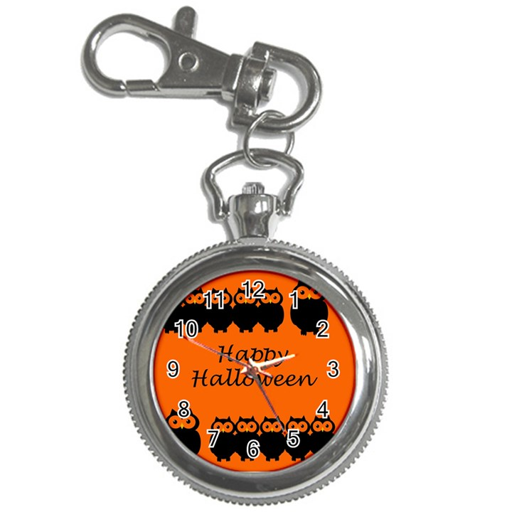 Happy Halloween - owls Key Chain Watches