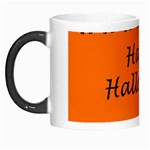 Happy Halloween - owls Morph Mugs Left