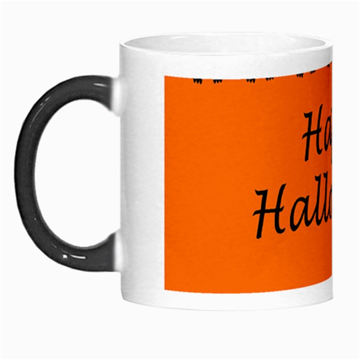 Happy Halloween - owls Morph Mugs