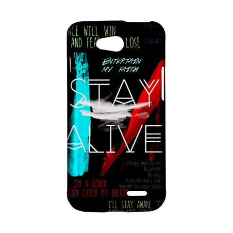 Twenty One Pilots Stay Alive Song Lyrics Quotes LG L90 D410