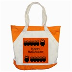 Happy Halloween - owls Accent Tote Bag Front