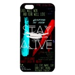 Twenty One Pilots Stay Alive Song Lyrics Quotes iPhone 6 Plus/6S Plus TPU Case Front
