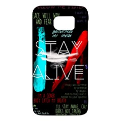 Twenty One Pilots Stay Alive Song Lyrics Quotes Galaxy S6
