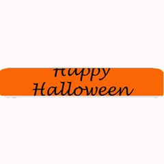 Happy Halloween   Owls Small Bar Mats