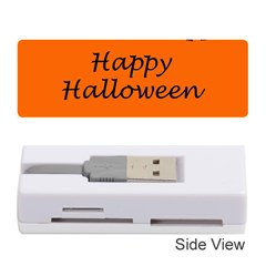 Happy Halloween - owls Memory Card Reader (Stick)