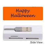 Happy Halloween - owls Memory Card Reader (Stick)  Front