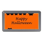 Happy Halloween - owls Memory Card Reader (Mini) Front