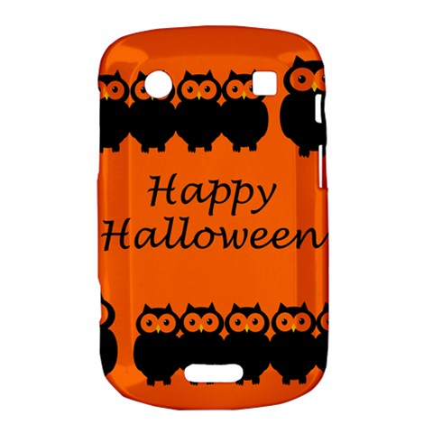 Happy Halloween - owls Bold Touch 9900 9930