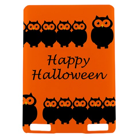 Happy Halloween - owls Kindle Touch 3G