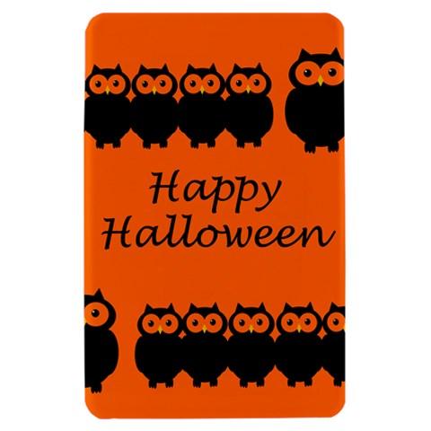 Happy Halloween - owls Kindle Fire (1st Gen) Hardshell Case